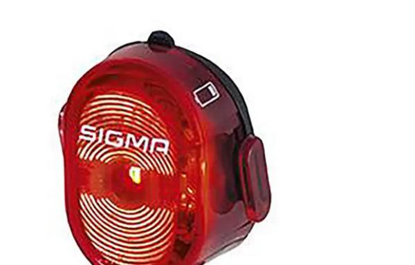 Luz trasera Sigma Nugget II