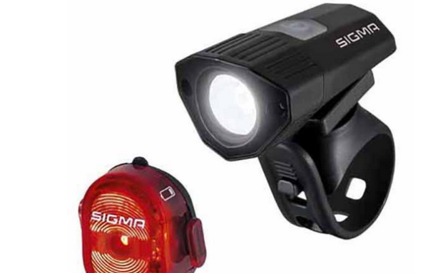 Luz Sigma Set Luces Buster 100+Nugget II