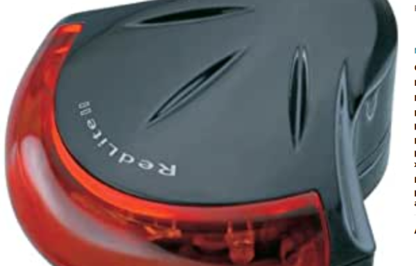 TOPEAK RedLite II, luz Trasera Bicicleta