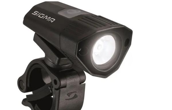 Luz delantera Sigma Buster USB LED 100