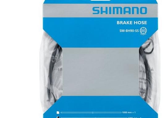 Latiguillo hidraulico trasero Shimano SM-BH90-SS