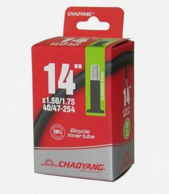 Cámara Chaoyang 14x 1.50-1.75 válvula schrader