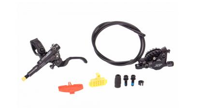 Freno delantero Shimano XT M8100 R  J-Kit (sin disco)  negro