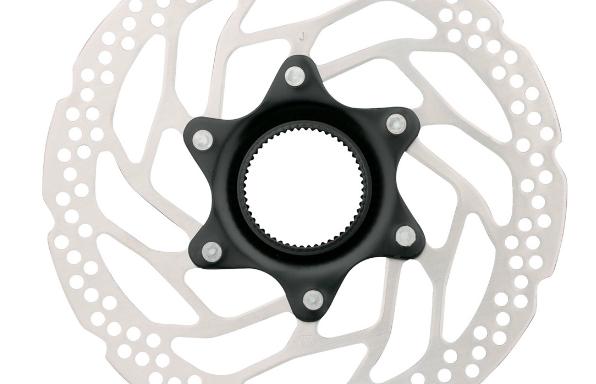 Shimano Disco de frenos SM-RT30 Center Lock 160mm